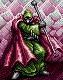 梦幻之星4怪物图鉴-混沌幻术师