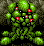 梦幻之星4怪物图鉴-毒菌孢子