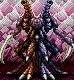 梦幻之星4怪物图鉴-双刃魔化体